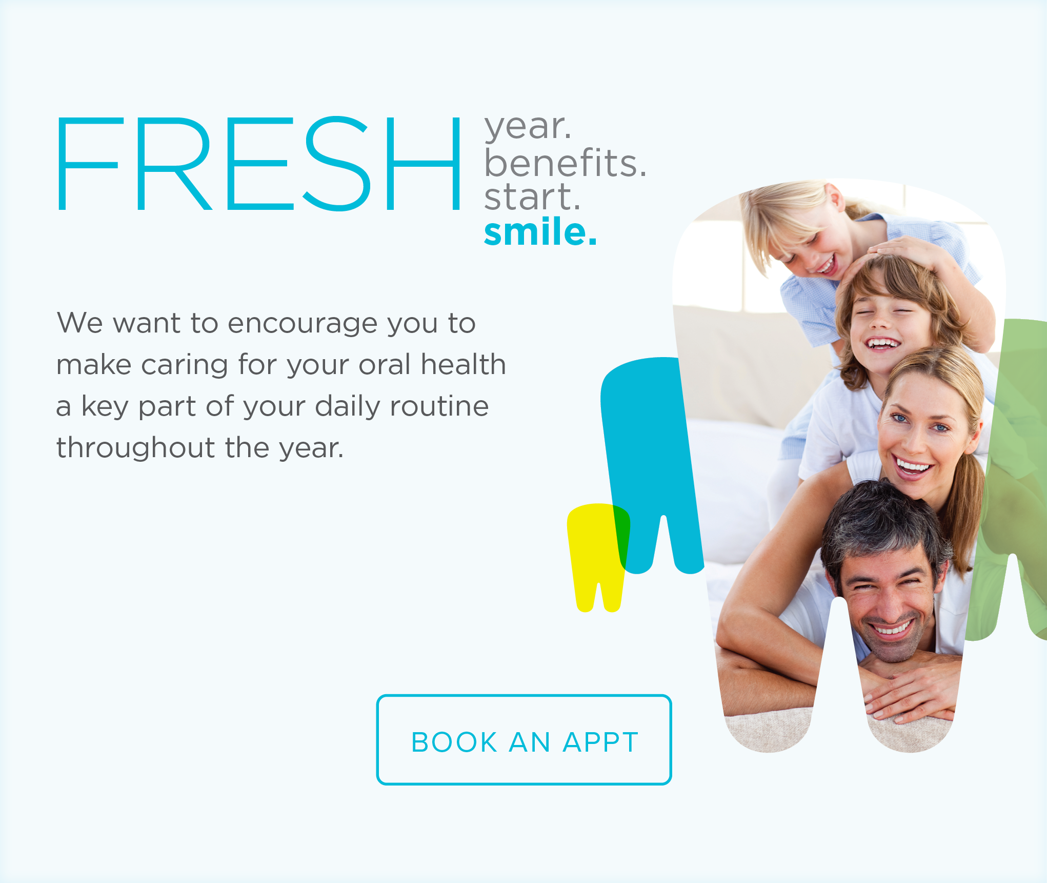 Preston Modern Dentistry - Make the Most of Your Benefits